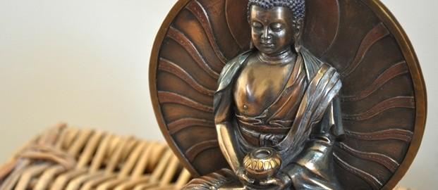 Buddha landscape small