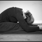 Sitting Forward bend (Paschimothanasana)