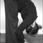 Standing forward bend (Pada Hasthasana)