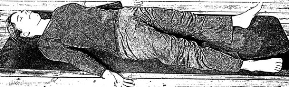 Savasana – Corpse Pose / Ananda asana – Blissful pose